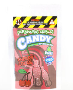 Herbivores Edibles Cherry Colas