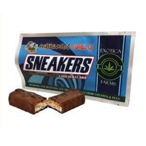Herbivores Edibles Sneakers Bar