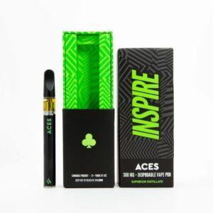 Aces Extracts Vape Cartridges