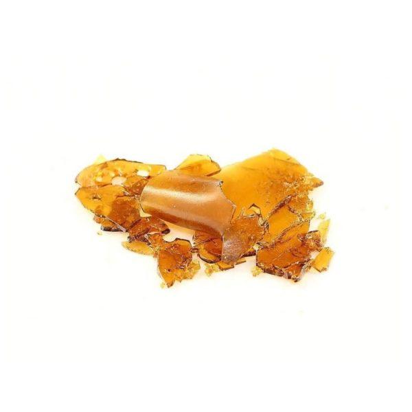 Caramel Candy Kush Shatter