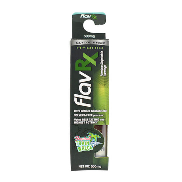 FlavRX THC Oil Cartridge