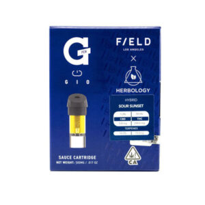 Herbology G Pen Gio Cartridge