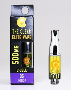 The Clear Elite Cartridges