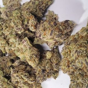 Triangle Mints Weed Strain