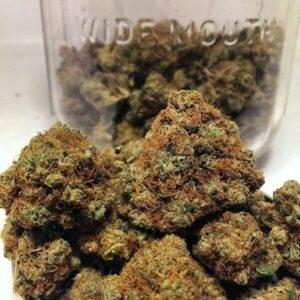 True OG Marijuana Strain