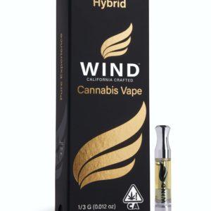 Wind Cannabis Vape Cartridges