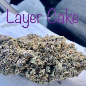 Layer Cake Marijuana Strain